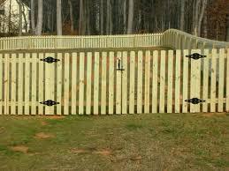 wood picket fence gate. Wood Picket Fence Gate Lowes U