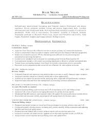 Financial Resume Template Mesmerizing Browse Best Finance Resume Template 48 Amazing Finance Resume