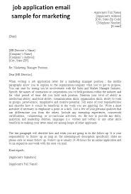 Sample Email To Apply For A Job Example Covering Letter For Job Covering Letter To Apply For Job