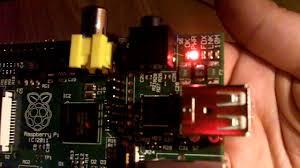 Raspberry Pi B Lights Meaning Broken Raspberry Pi Green Led Randomly Flashes