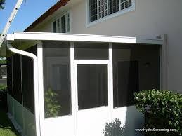 aluminum patio enclosures. Photo Of Screen Patio Enclosures By Hydes Screening - Coral Springs, FL,  United States Aluminum Patio Enclosures