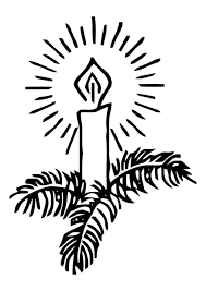 Small Picture Coloring Pages Coloring Page Christmas Candle Img Christmas