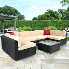 u shaped outdoor sectional u shaped outdoor sectional com best piece outdoor patio garden of and u shaped outdoor sectional