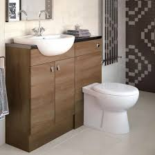 bathroom toilet and sink cabinets. bathroom vanity unit installed with sink and toilet cabinets a