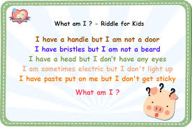 What am I ? - Riddles and Answers for Kids - Gift Our Precious