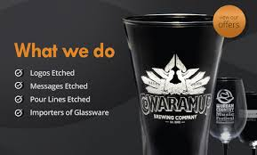 glassware etching etching glass logos etched in glass etching glass in australia