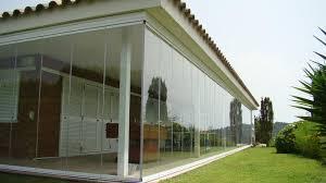 frameless glass doors