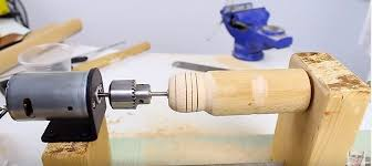 picture of make a diy mini lathe at home yourself