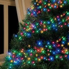 Outdoor Cluster Christmas Lights Led Multi Action Cluster Christmas Xmas Indoor Outdoor Lights