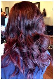 Popular Violet Red Hair Color Ideas