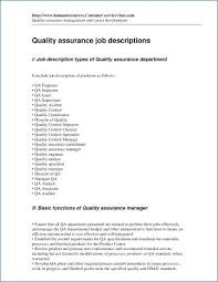 Quality Engineering Resume Examples Beautiful Stock Quality Control