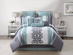aqua and grey bedding light grey comforter full king bed comforter set grey and white striped bedding silver grey white bedding
