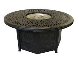 onsight panacea gas fire pit table