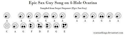 4 Hole Ocarina Notes Chart 5 Hole Ocarina Songs A Pictures Of Hole 2018