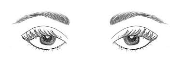 heavy lidded eye shape definition