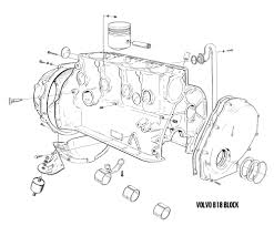 Volvo b18 engine block circa 1962 volvo 122 pinterest engine b20 engine volvo b18 engine block