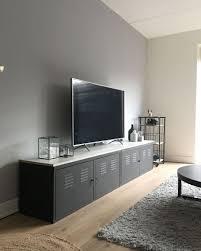 Tv Meubel Idee Kast Ideen Ideeen Pinterest Woonkamer Besta Ikea