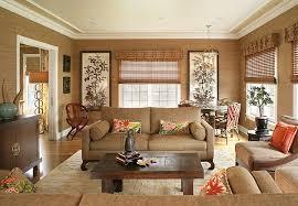 Interior Cheerful Living Room Design Ideas With White Recessed Popular Room Designs