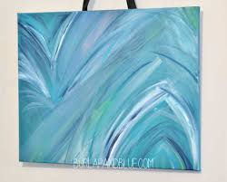 Easy paintings on canvas Ideas Ideastand Diy Painted Canvas