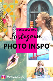 Pin di Colorful Instagram Photo Inspo
