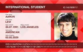 Id Generator Student Fake amp; Card Hologram identity Scannable vqqwp4Zn