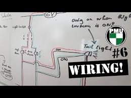 The fuse box may have a dummy blank in the appropriate fuse holder. Wiring Practice And Theory Puch Maxi 6 Youtube