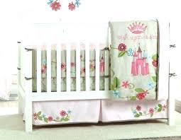crib sets 6 cartoon baby disney themed nursery rooms princess bedding pink the pooh play collection