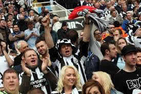 Image result for Newcastle United fans