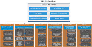 Peo C4i Org Chart 2018 Peo Eis Org Chart Important Functionality And Key Facts