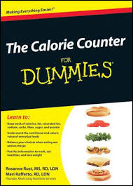 Food Calorie Book Book Review The Calorie Counter For Dummies Nour Zibdeh