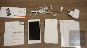 Gionee Elife E6 Unboxing, Detailed ...