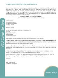 Decline Counter Offer Letter Sample Templates At