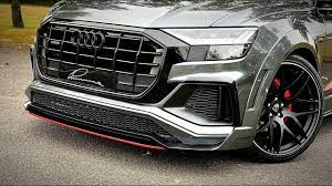 New 2020 Audi Q8 Lumma Design Audi Q8 Body Kit Q8 Tuning Youtube Audi Cars Audi Audi Rs