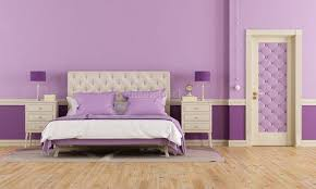 purple bedroom colours are getting more