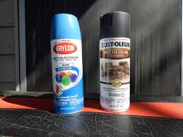 *Textured spray paint and colored spray paint ...
