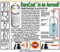 Duracoat Aerosol Color Chart Duracoat Aerosol Color Chart Duracoat Aerosol Color Chart