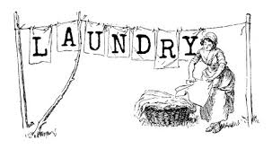 Image result for free clip art laundry line