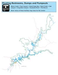 Lake Powell Maps Npmaps Com Just Free Maps Period