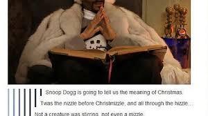 Christmas with Snoop Dog - Imgur