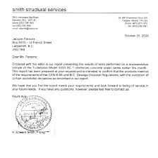Personal Financial Representative Financial Statement Cover Letter ...