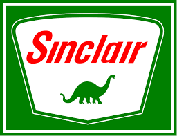 Gas Station Logo Sinclair Oil Corporation Wikipedia