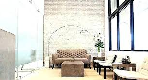 faux brick wall panels coverings panel cotton bathroom menards diy