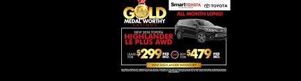 New, Used, & Certified Toyota Dealer | Smart Toyota