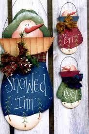 Christmas Wood Patterns