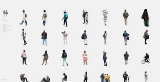 Cutout People 2017 Visualizing Architecture