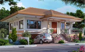 house basement garage. Contemporary Basement One Storey House Design With Basement Garage  Pinoy Designs  And