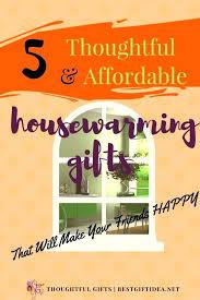 best housewarming gifts thoughtful uk