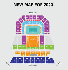 Keswick Theater Seating Chart Miami Open Seating Map Hard Rock Stadium Inside Miami Open