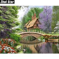 Discount Beautiful Scenery Paint