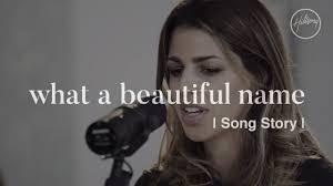 Hillsong Worship What A Beautiful Name Live Lyrics